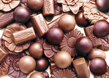 Mutlu Olmak İçin Çikolata