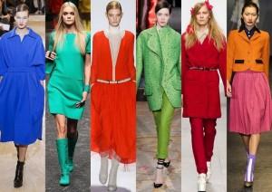 Moda ve renkler