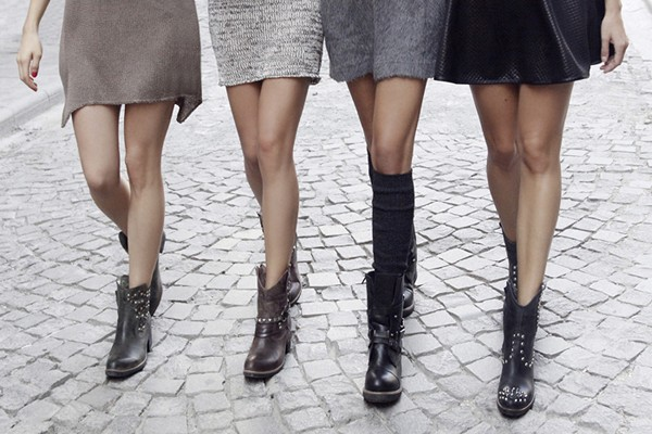Sezonun Gözde Çizme Modelleri