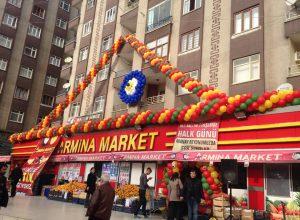 Market Açılışları