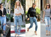 2019 Sonbahar Pantolon Trendi: Kesik Paça Pantolonlar