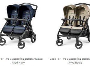 Kullanışlı İkiz Bebek Arabaları