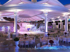 İzmir'deki En İyi Düğün Mekânları