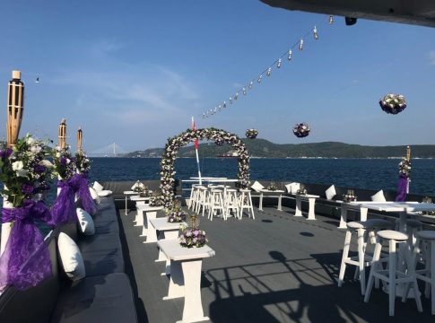Teknede Düğün Önerileri