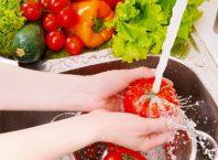 Meyve Ve Sebze Yıkama Teknikleri
