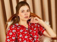 Kadın Pijama Takımı Rahatlığı